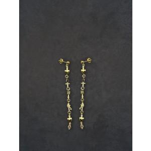 orecchini-quattro-simboli-egitto-oro