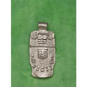 ciondolo azteco dea del mais