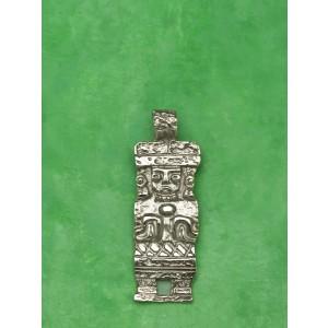 ciondolo azteco dea dell'acqua