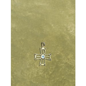 ciondolo croce longobarda