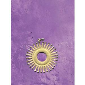 ciondolo sole del kerala
