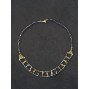 collana egizia khnumet